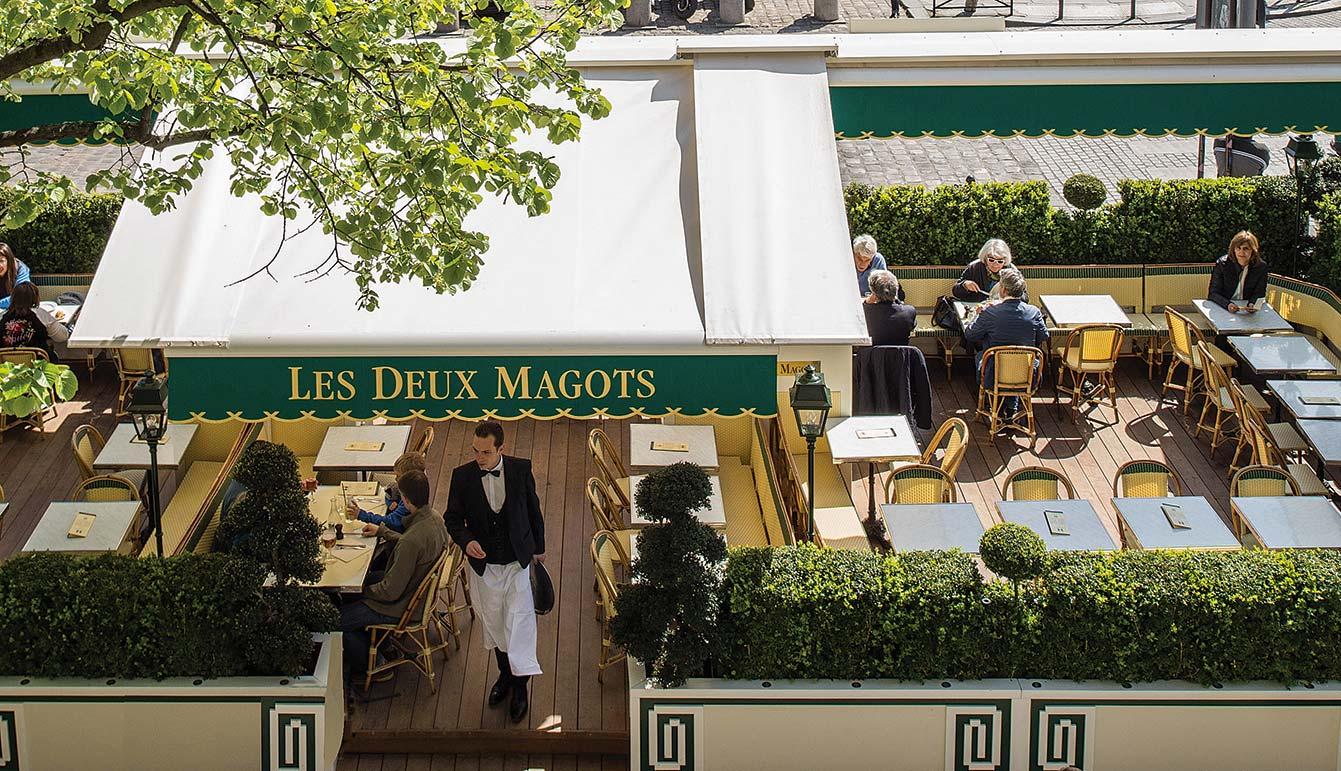 Les Deux Magots (Paris 6e)
