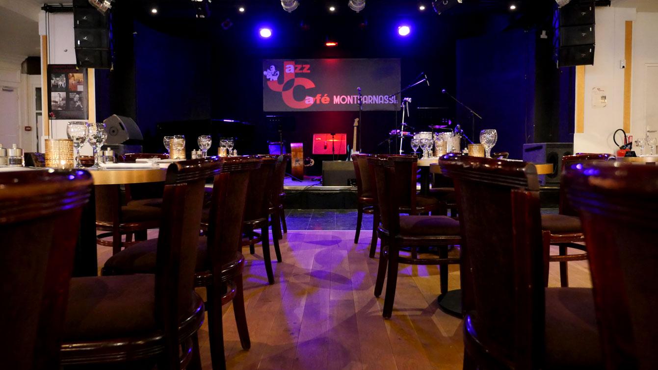 Jazz Café Montparnasse, Paris 14e