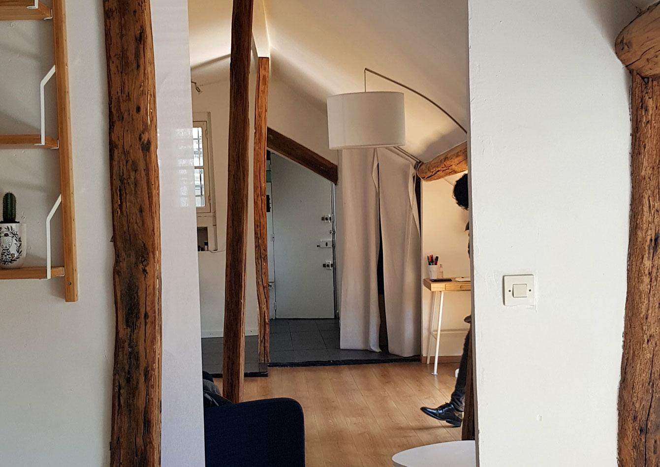 Recherche d'appartement à Paris : l'appartement coup de coeur de Jourdain