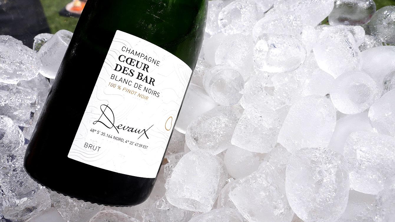 Champagne Devaux, Cœur des Bar
