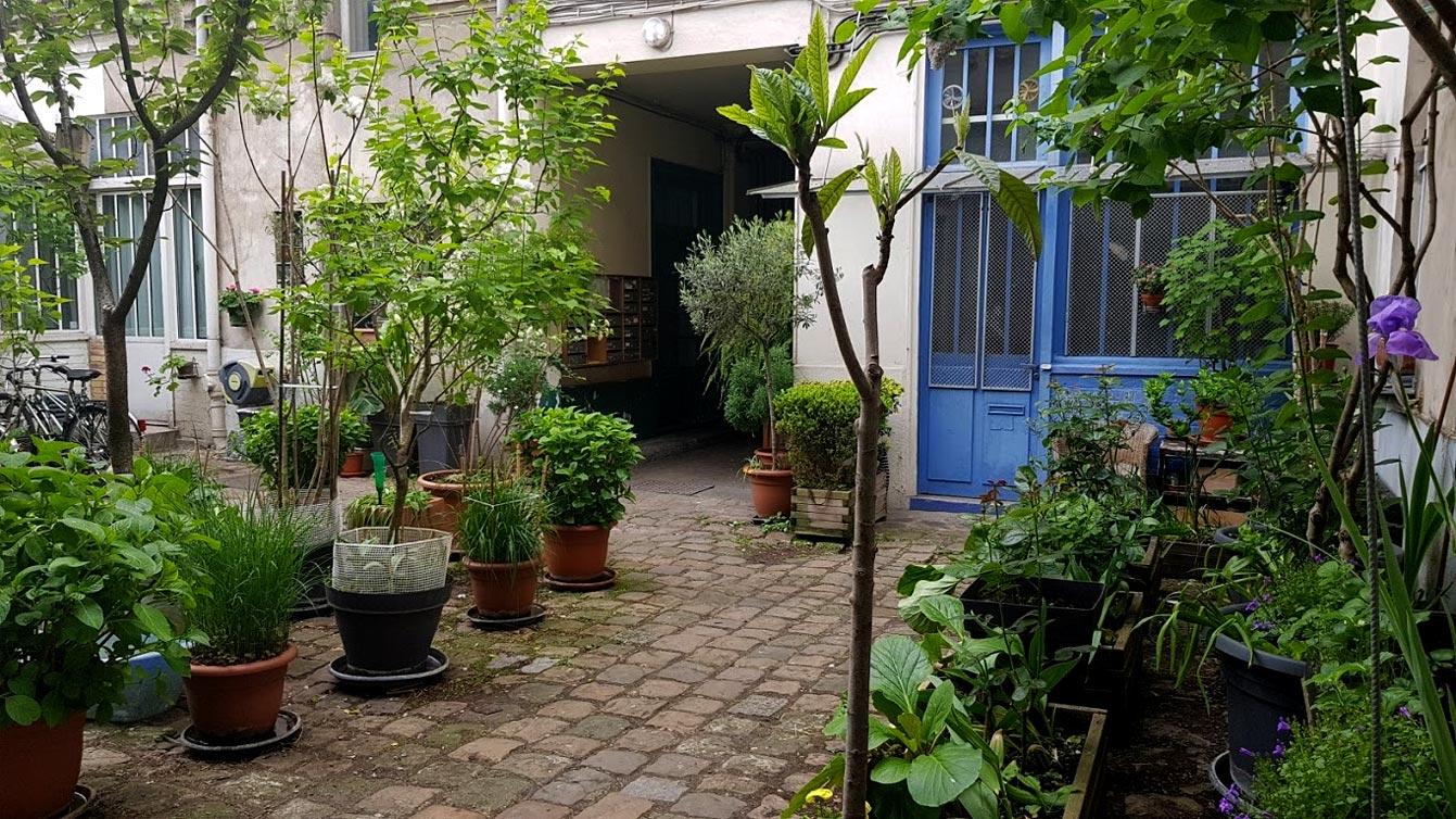 Recherche d'appartement à Paris : cours dans le 10e