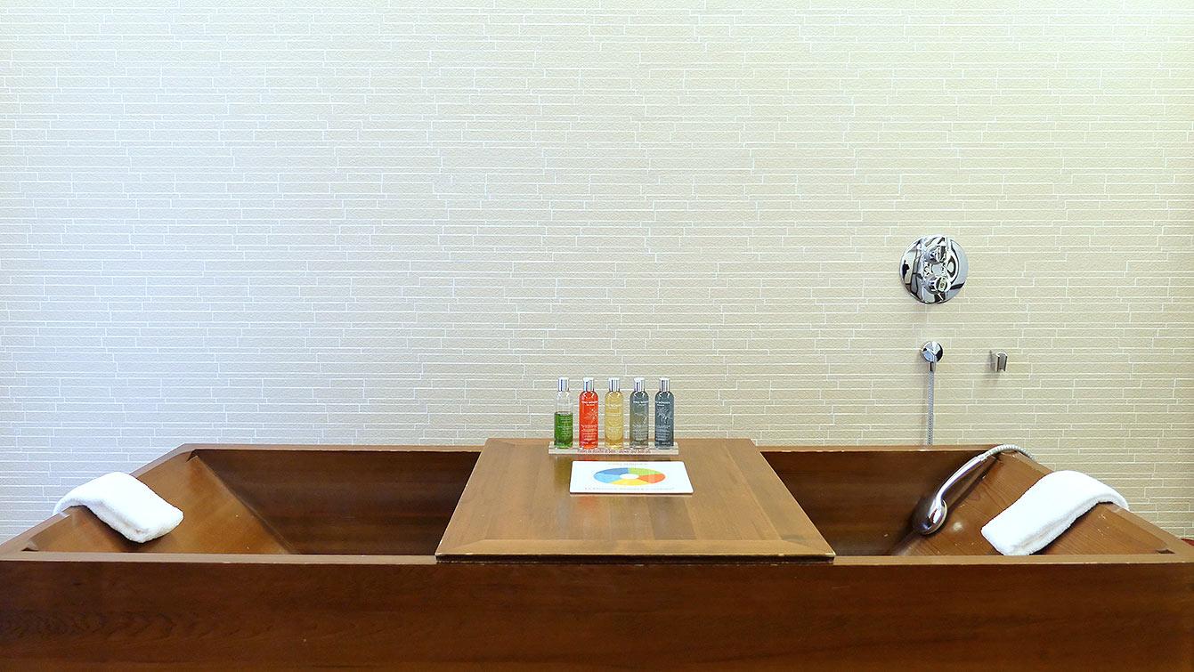 hôtel Dolce la Hulpe (Bruxelles), spa, bain japonais
