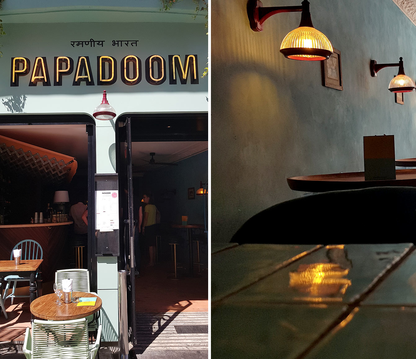 Restaurant Papadoom Kitchen (Paris 2e)