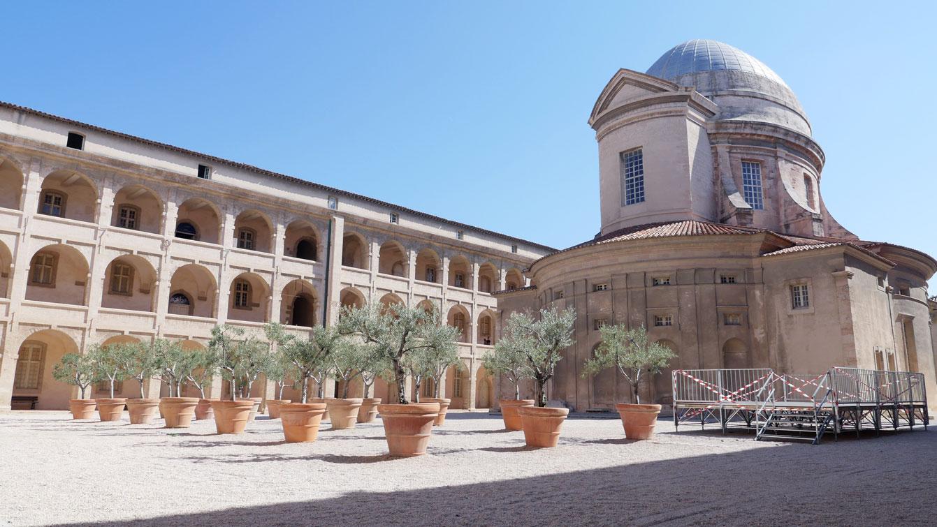 La Vieille charité , Marseille