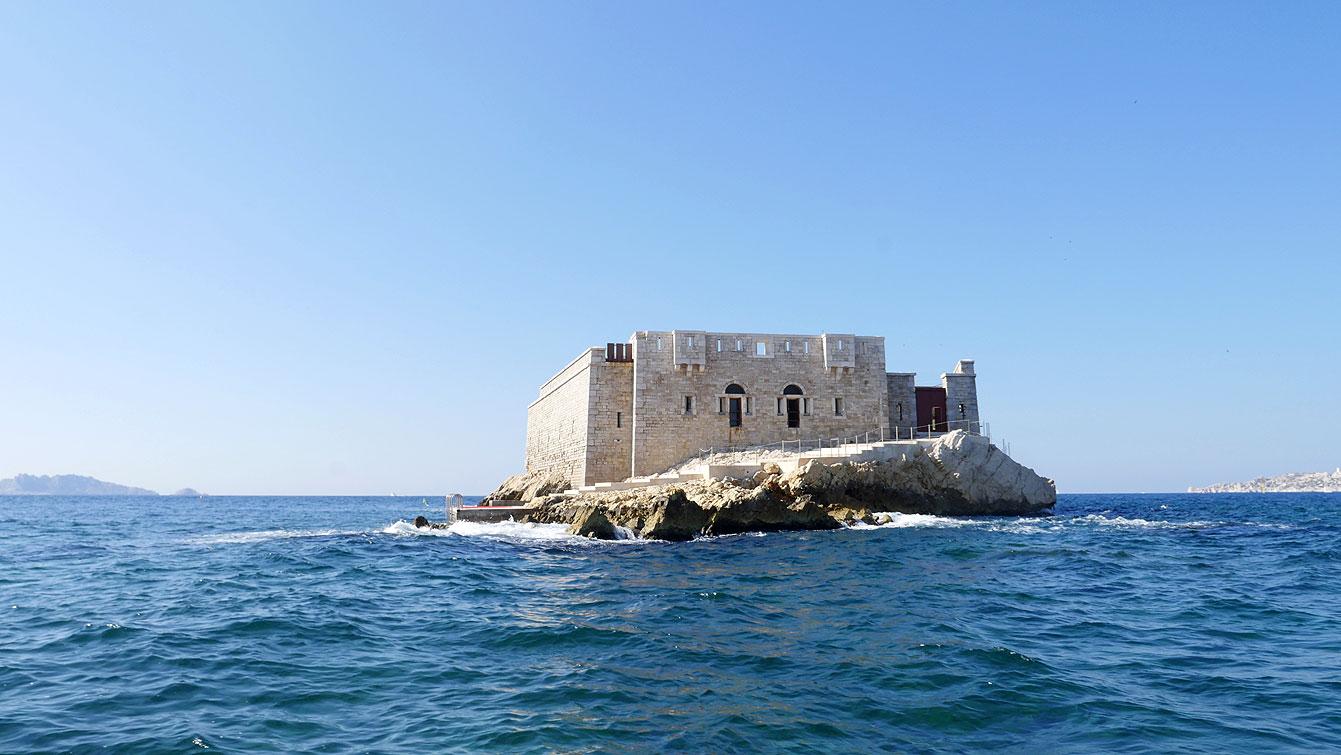 Île Degaby , Marseille