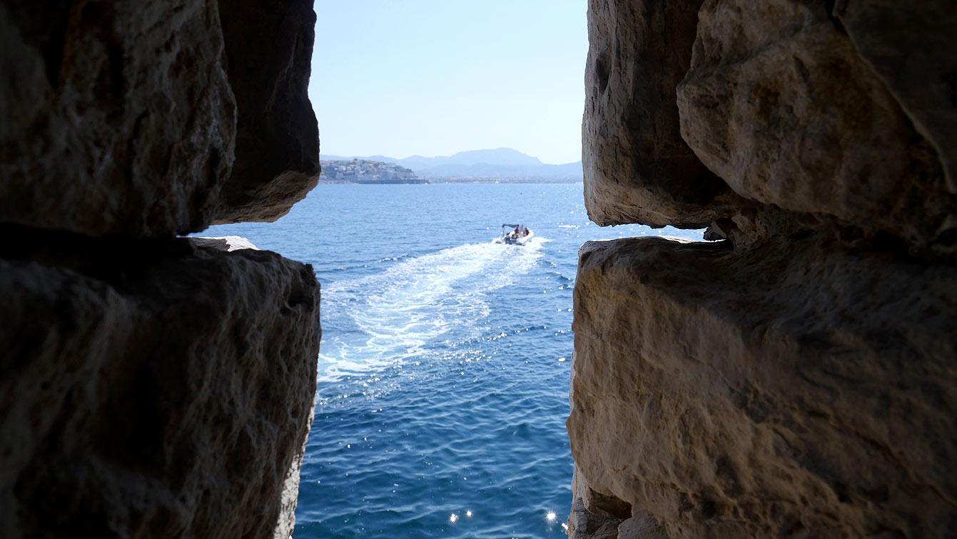 Île Degaby, Marseille