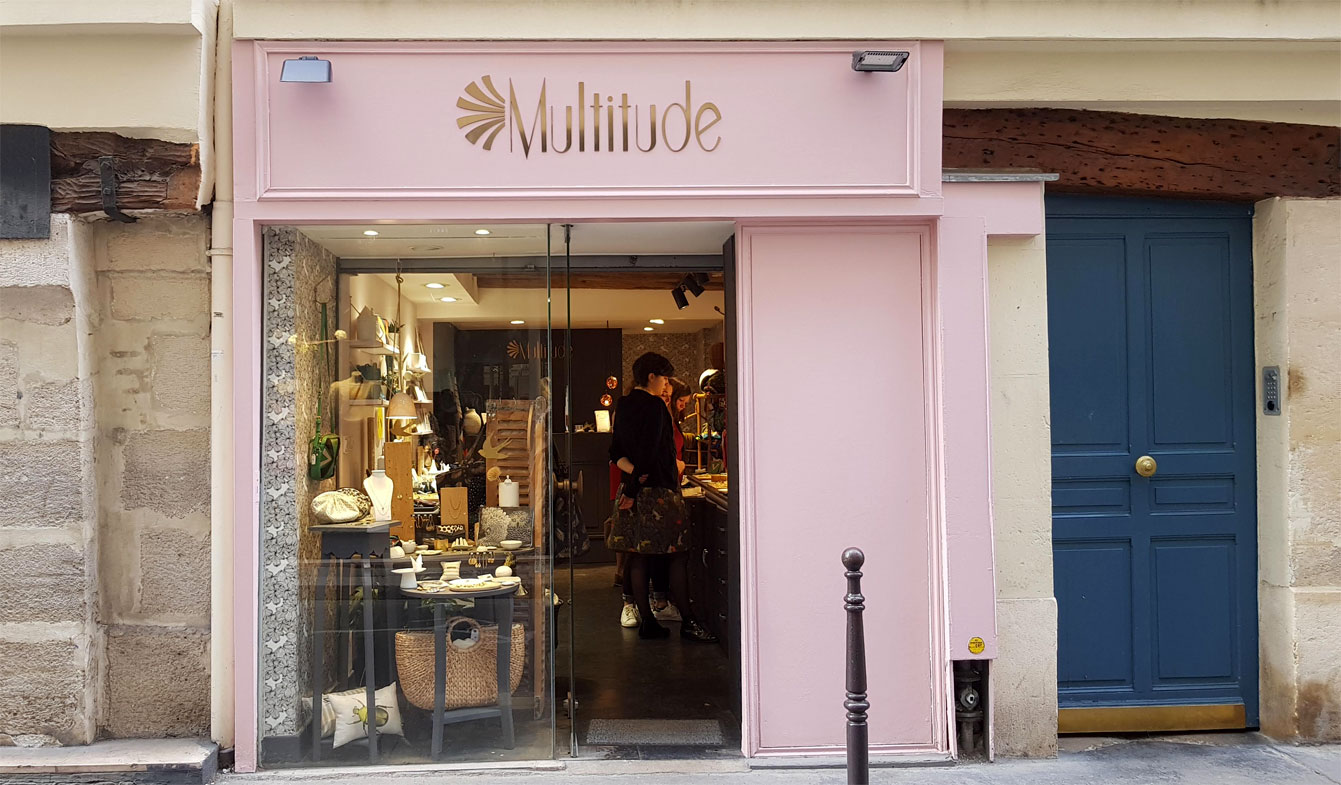 boutique Multitude (Paris 3e)