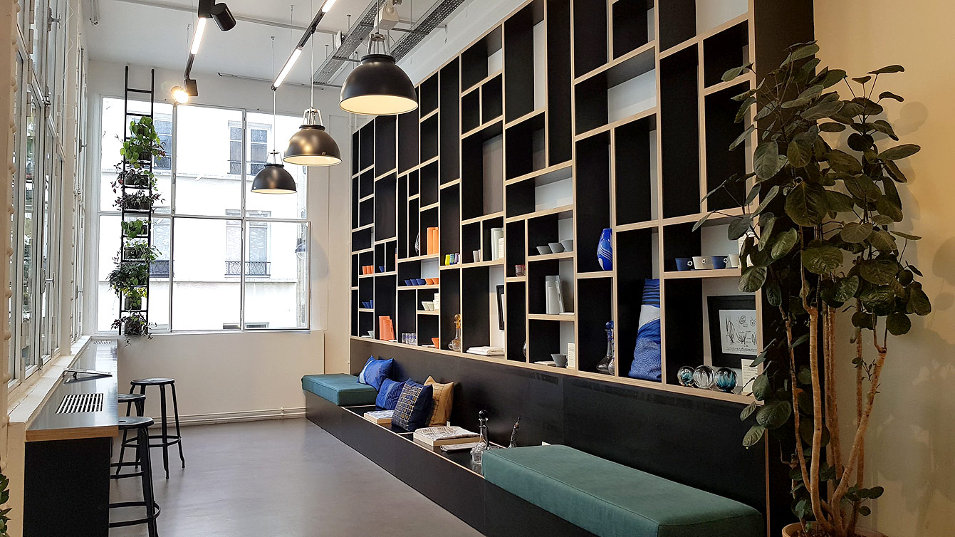 Concept-store Empreintes, Paris