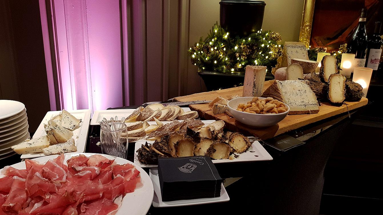 L'hôtel Castille a lancé la Sinoira Castille, un apéro chic à l'italienne