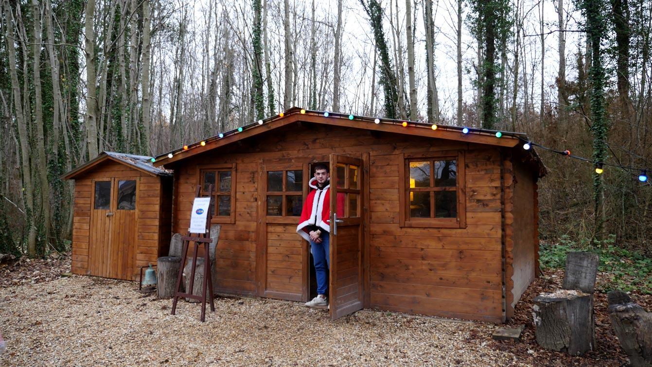 Vaux-le-Vicomte fête Noël
