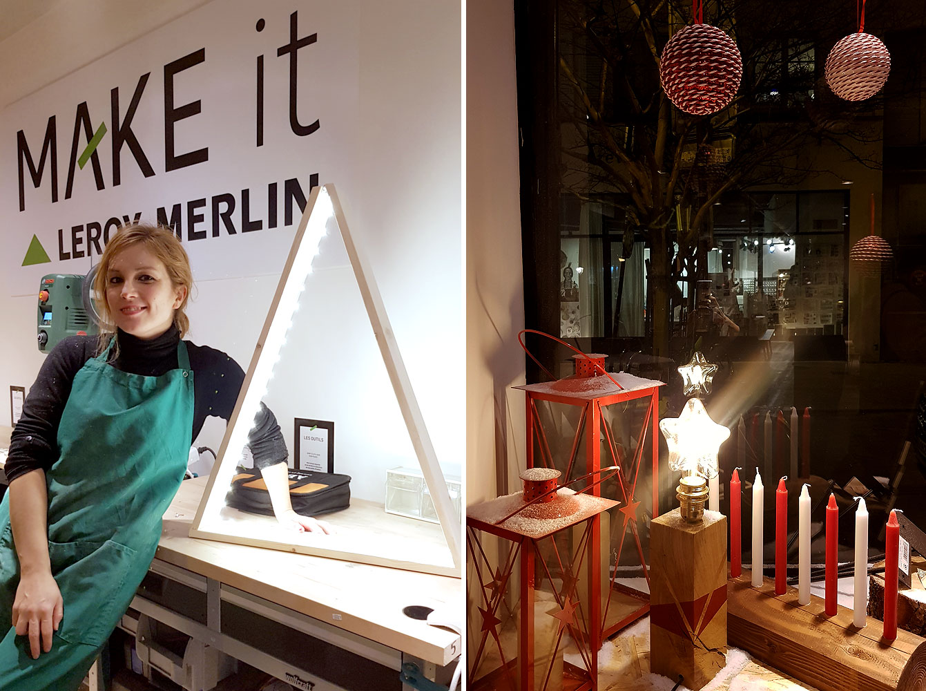 Le Nouveau Concept Store Diy De Leroy Merlin Make It