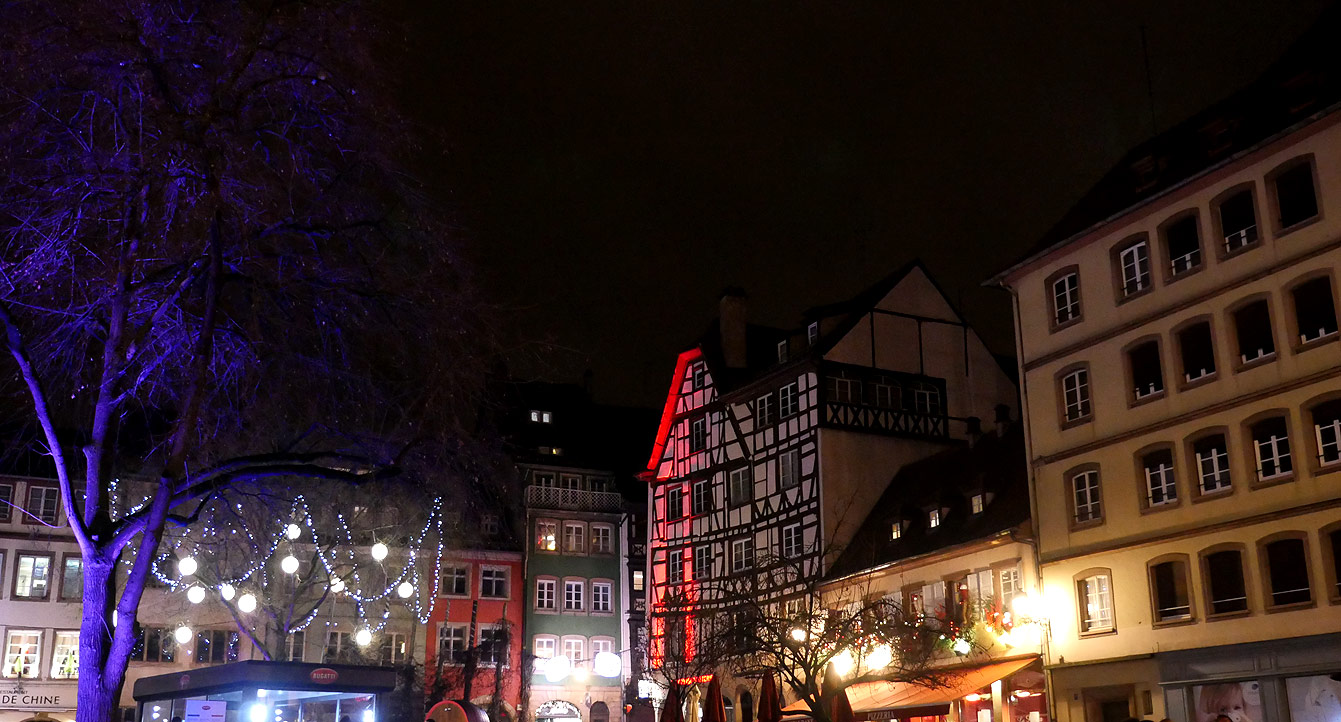 Place Gutenberg, Strasbourg Noel