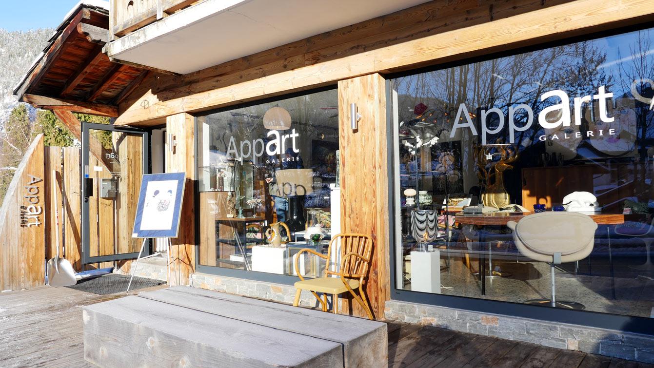 AppART Galerie, La Clusaz