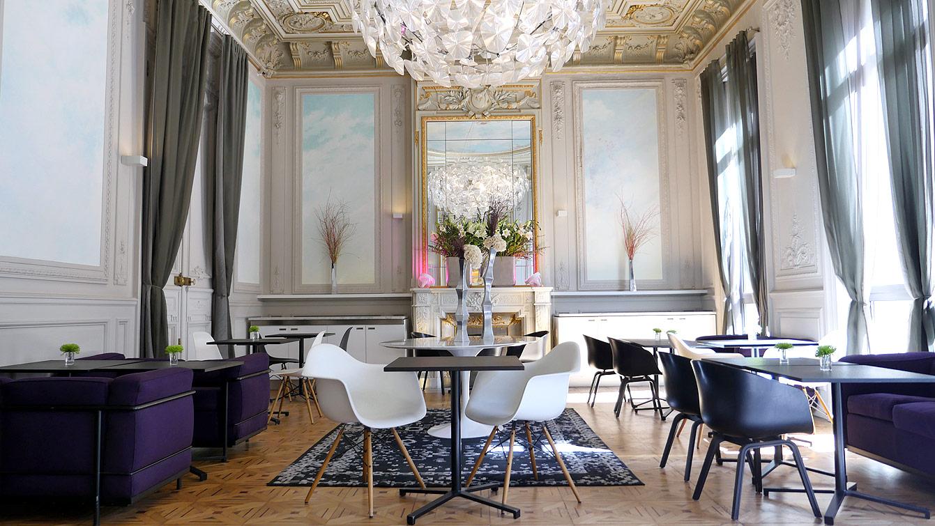Le C2 hôtel à Marseille