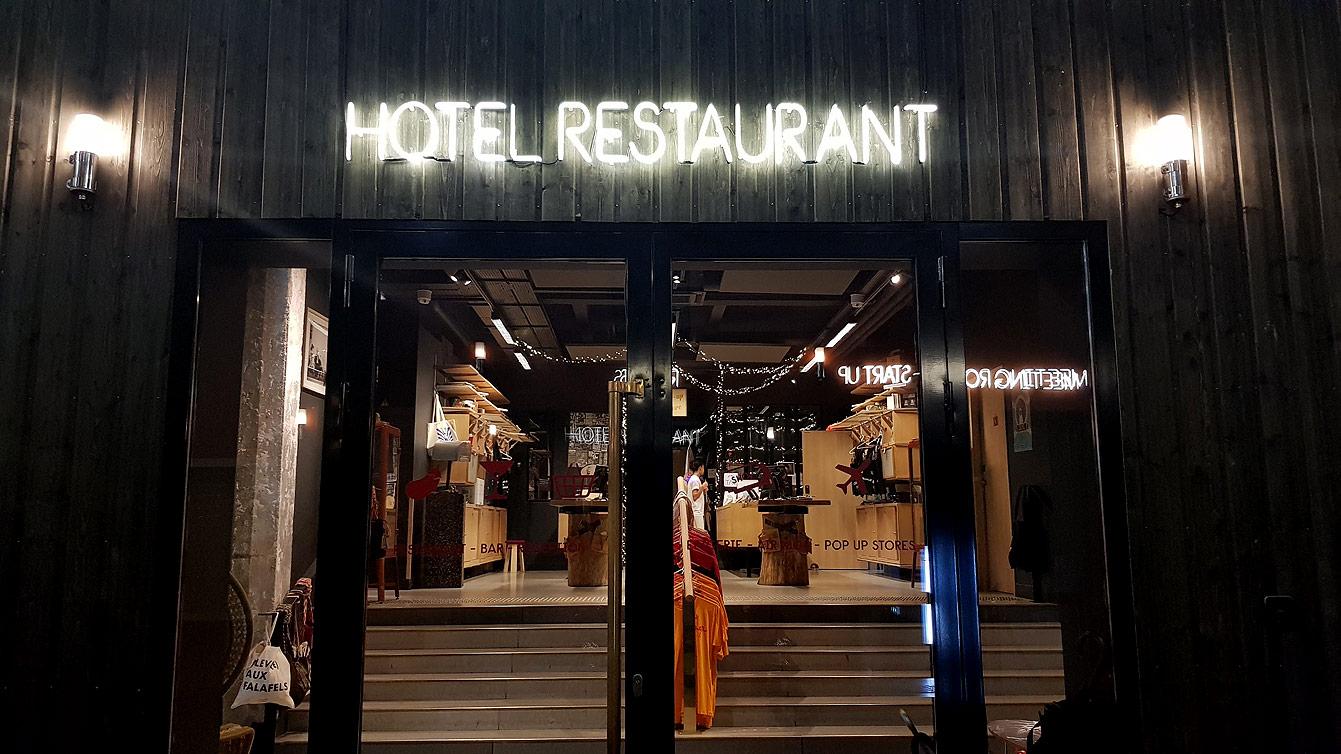 Mob Hotel Paris Les Puces (Saint-Ouen)
