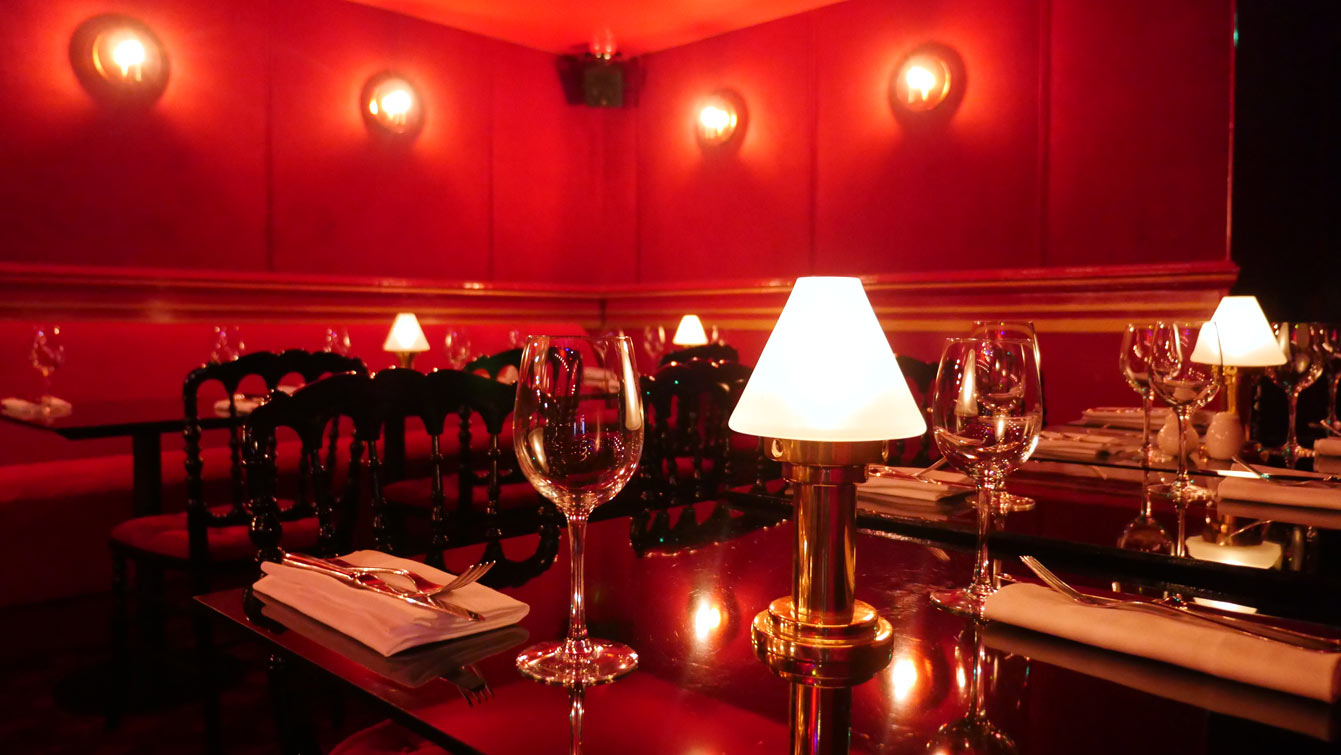 Roxie Paris, restaurant chic