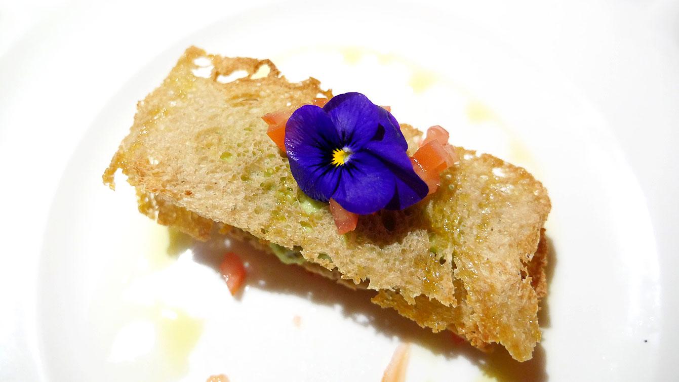 Avocado toast, Roxie Paris