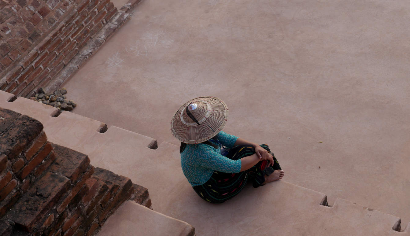 Bagan, Birmanie, Myanmar