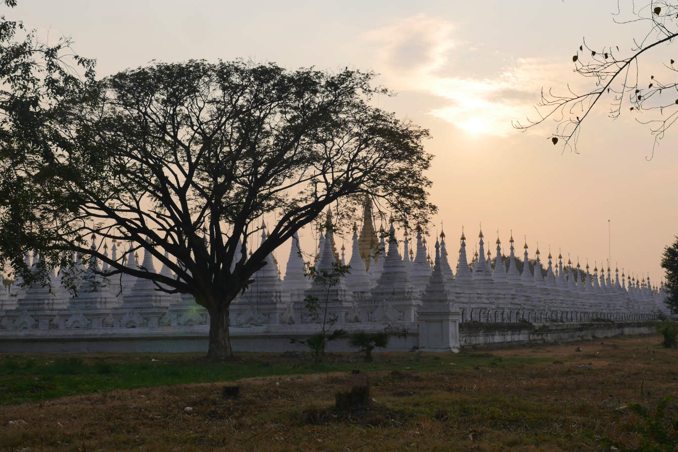 Mandalay, Birmanie, Myanmar