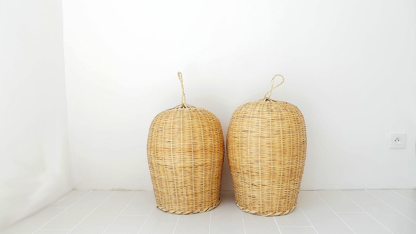 "Abat-jour ""Basket"" Nedgis..."