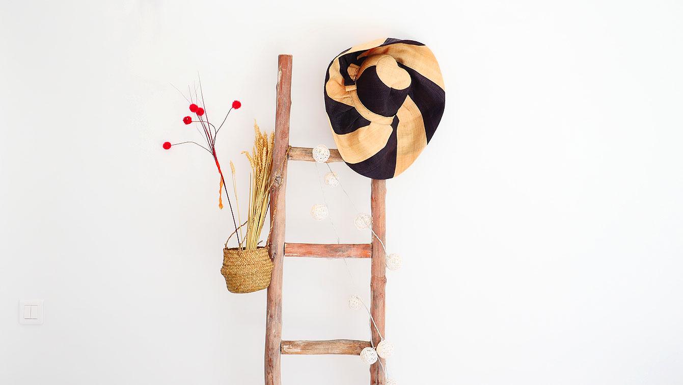 Deco Avec Une Echelle En Bois sublimer son intérieur avec une échelle déco en bois