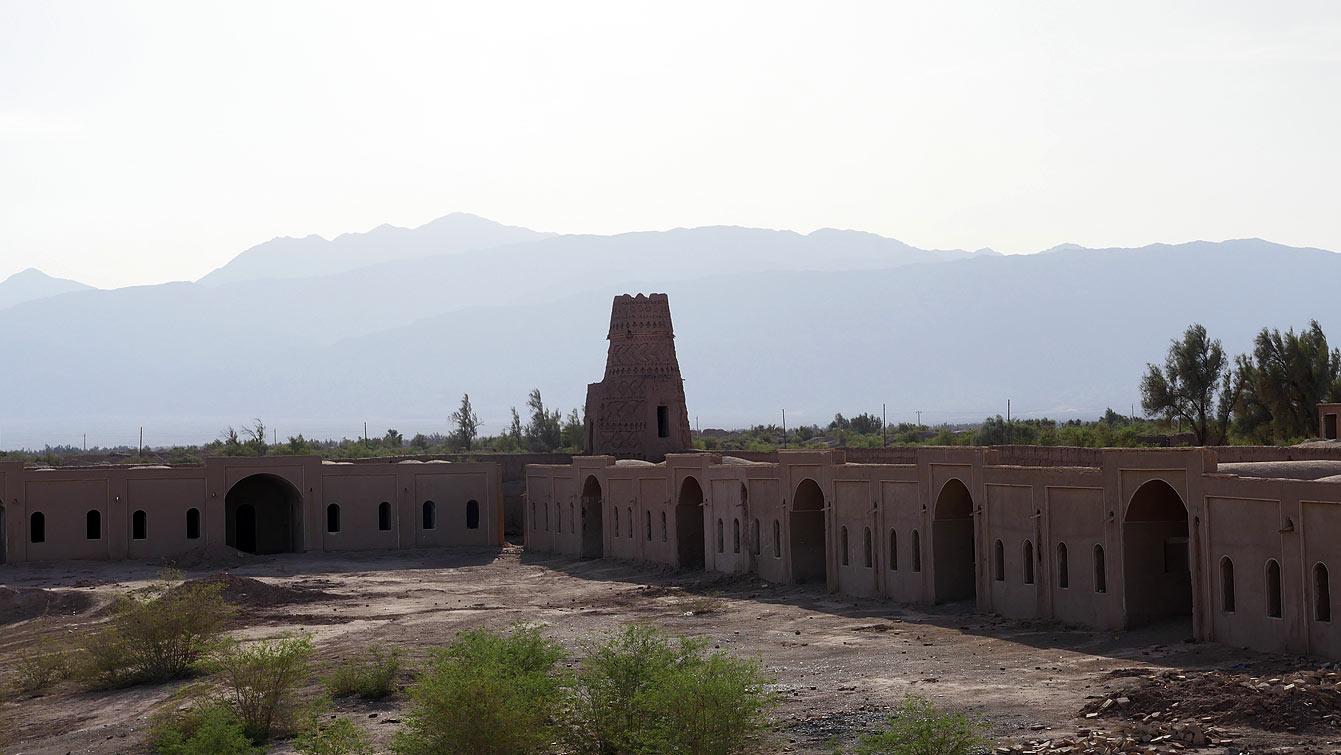 Château de Shafee Abaad, Iran