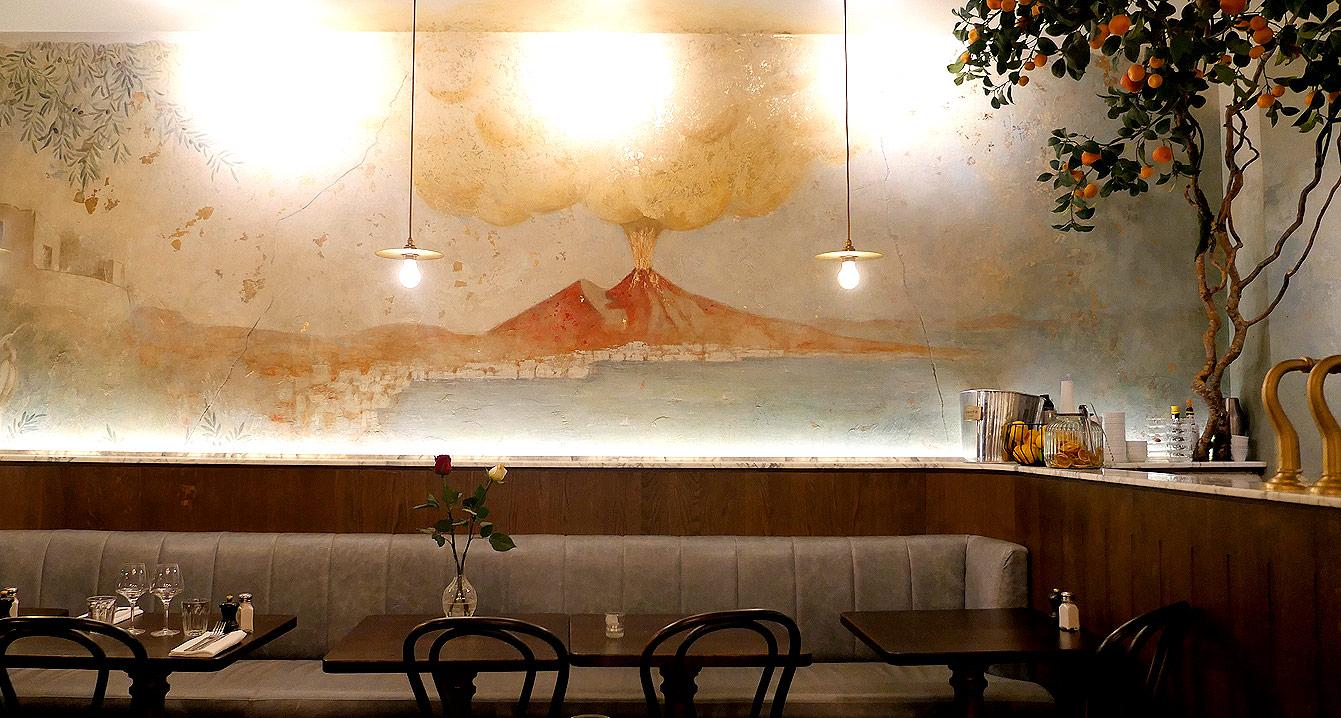 Restaurant Bartolo, Paris 6
