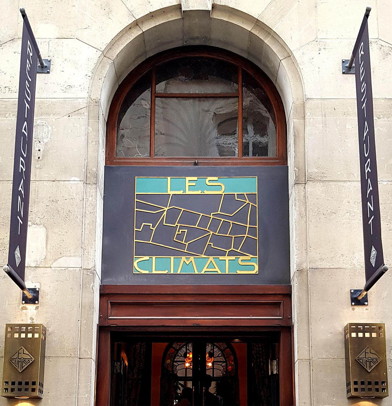 """Restaurant """"Les Climats"""""""