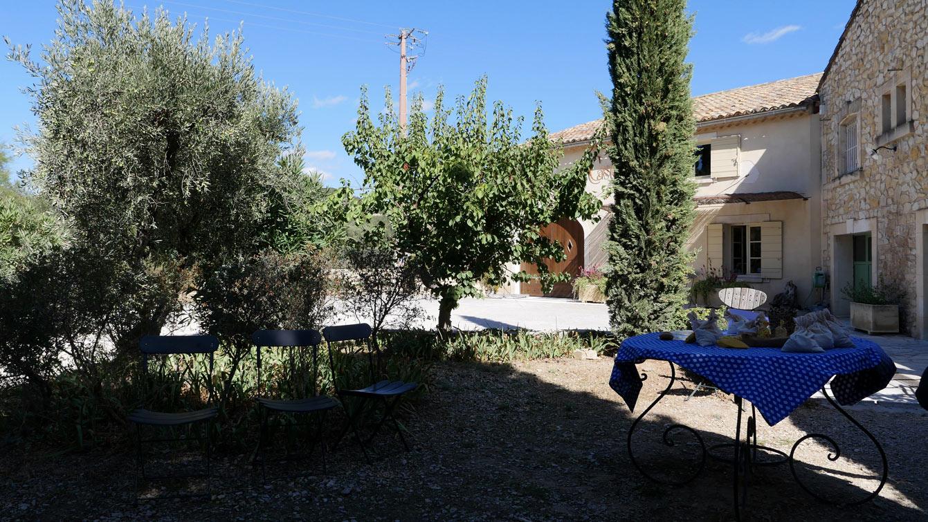 Moulin Castelas, baux de provence