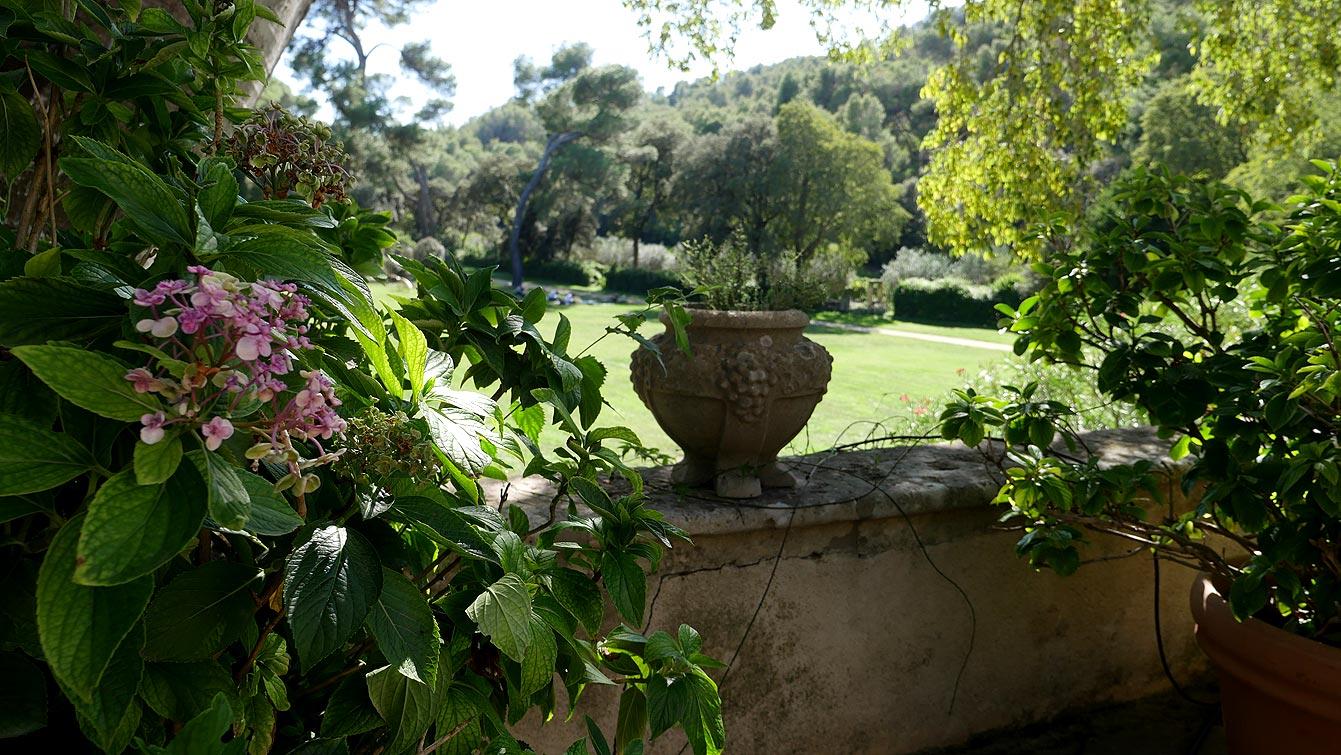 Domaine Dalmeran, Baux-de-Provence