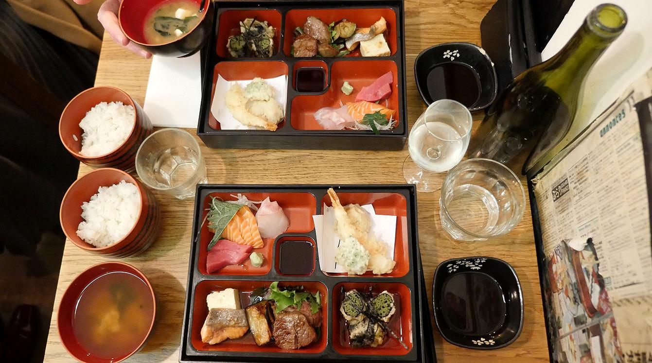 Bistro japonais Izakaya Issé