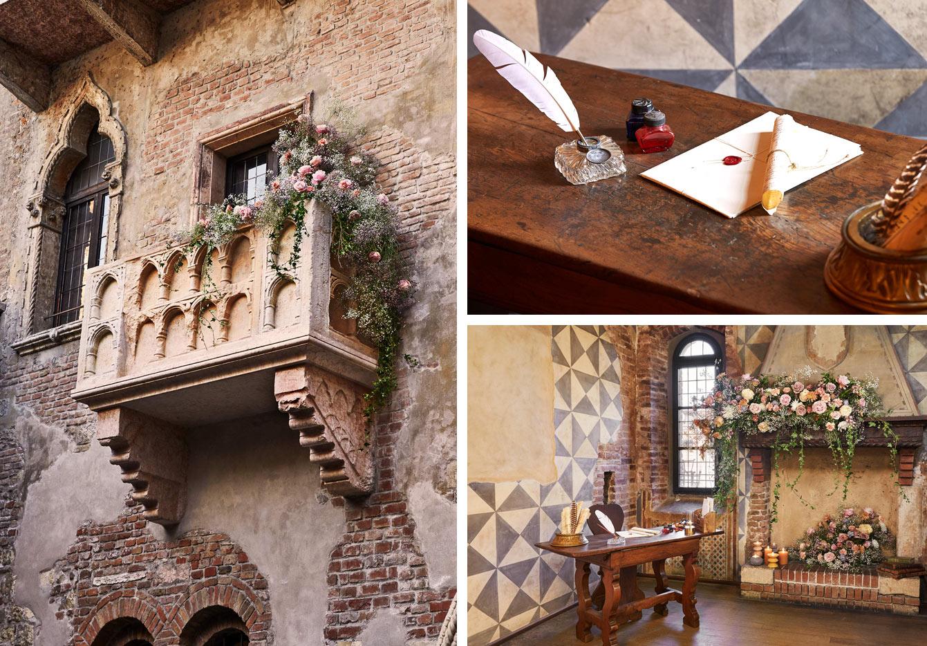 Romeo et Juliette, airbnb, Vérone, Saint-Valentin