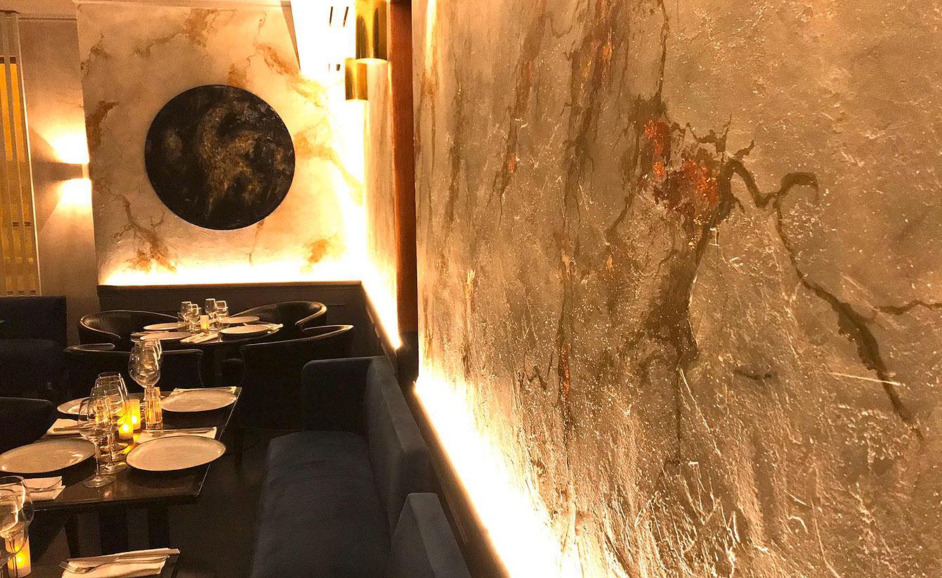 l'Atria : restaurant et bar speakeasy à Paris