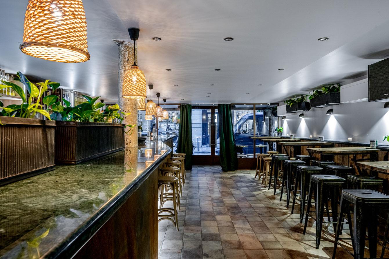 Bar Boteco Comptoir Paris : cocktails cachaça et tapas brésiliennes