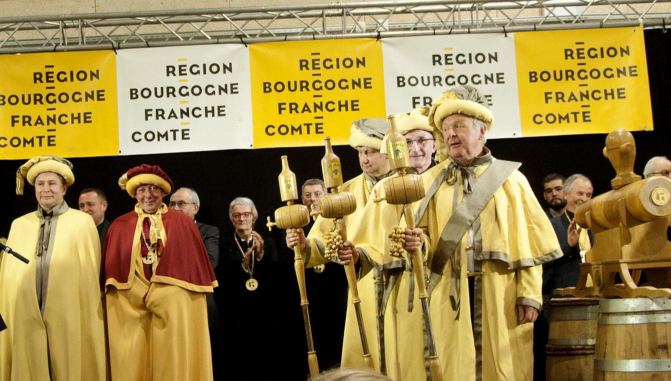 Lancement la Percée du vin jaune