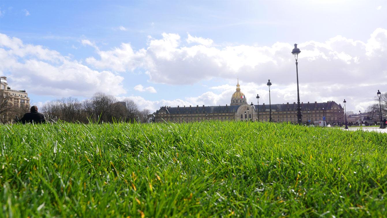 Les Invalides, Paris 7e