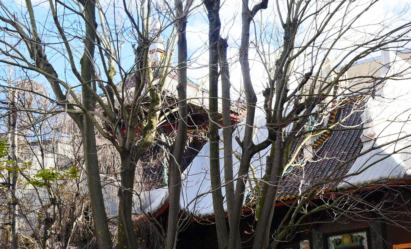 La pagode, 7e arrondissement de Paris