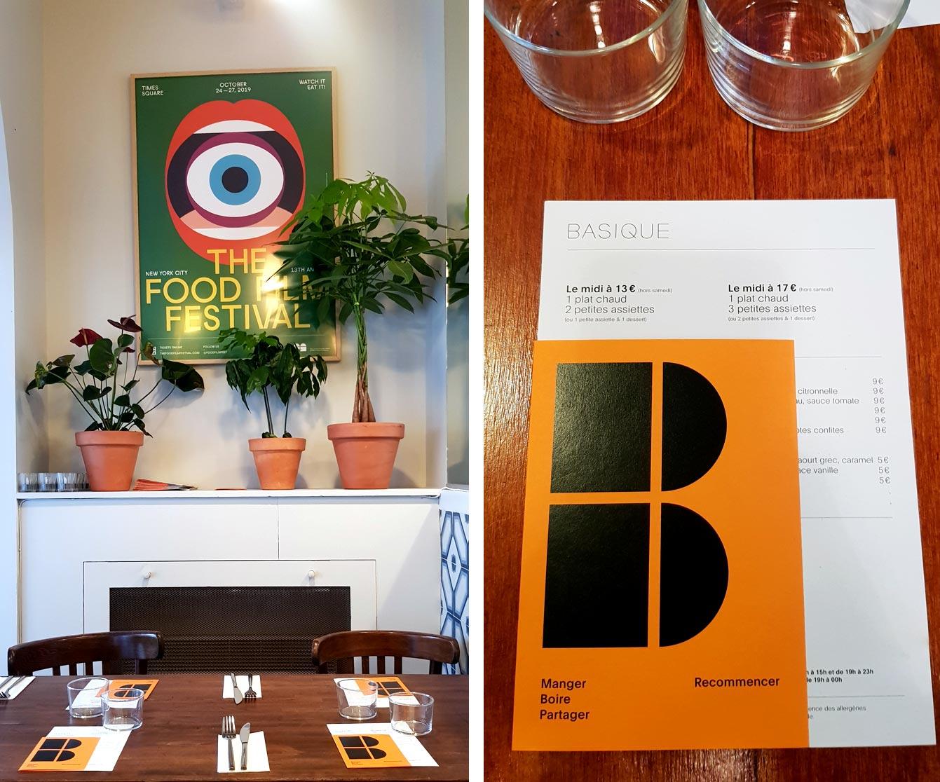 Restaurant Basique