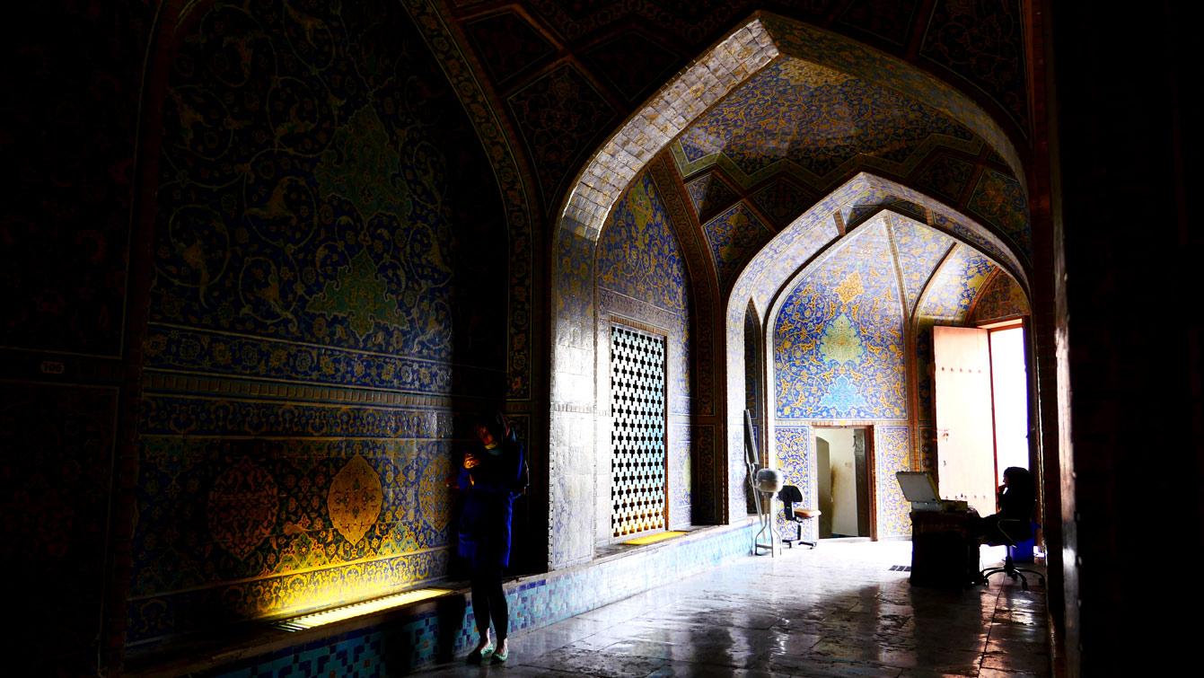 Isfaha, Iran