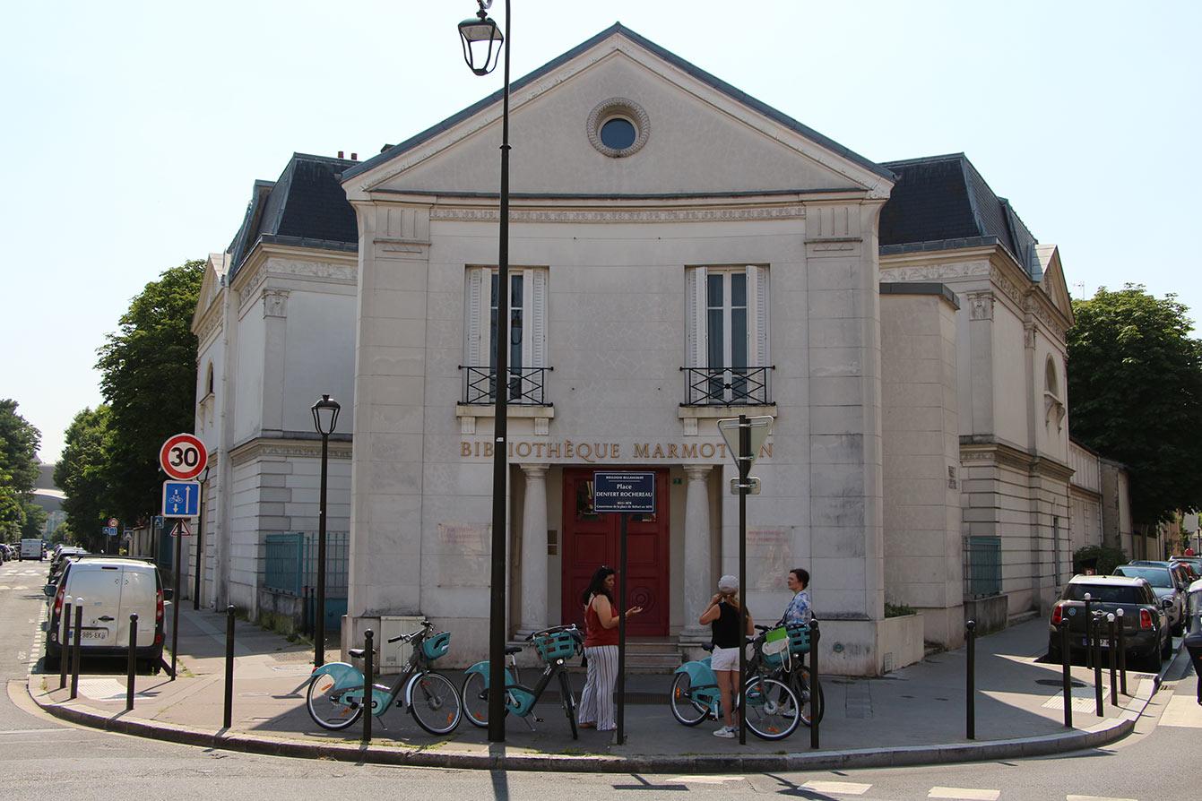 7 place Denfert-Rochereau - Bibliothèque Paul-Marmottan