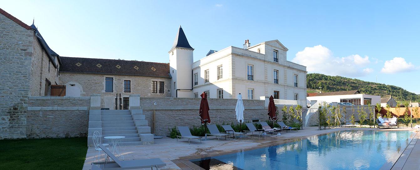 Château Saint-Aubin, Beaune